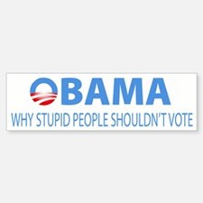 Obama - Why Stupid People Shouldn't Vote 10 pk
