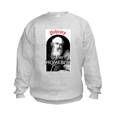 Polycarp Homeboy Sweatshirt