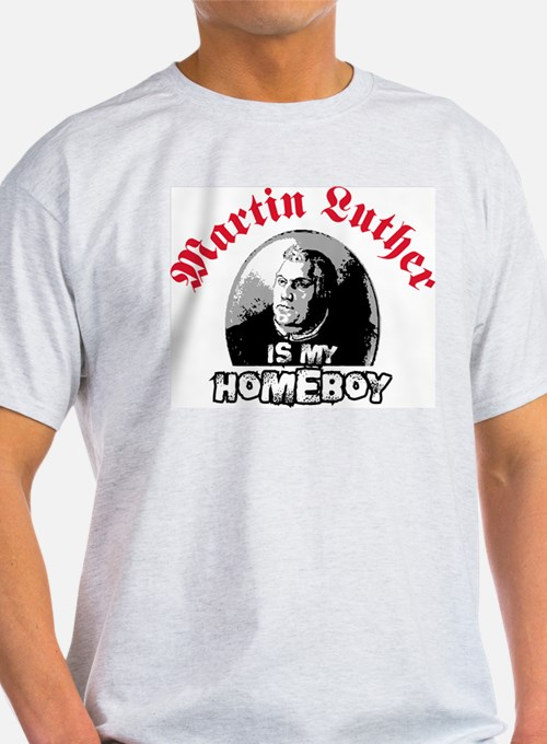 Luther Homeboy T-Shirt