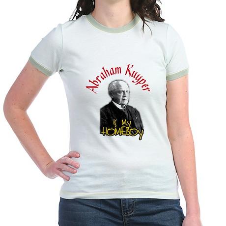 Kuyper Homeboy Jr. Ringer T-Shirt
