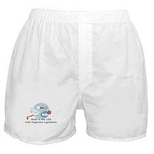Stork Baby Argentina USA Boxer Shorts