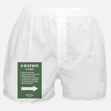 Risque Rations Boxer Shorts