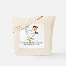 GMO Chicken Tote Bag
