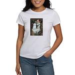 Ophelia (#1) - Maltese (B) Women's T-Shirt