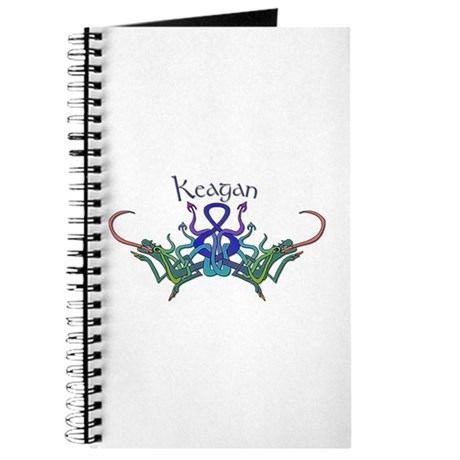 Keagan's Celtic Dragons Name Journal