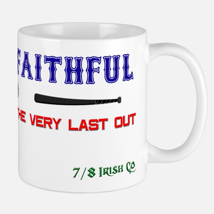 Fenway Faithful Mug