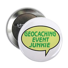 """Event Junkie 2.25"""" Button (10 pack)"""