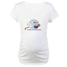 Stork Baby Venezuela Shirt
