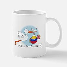 Stork Baby Venezuela Mug