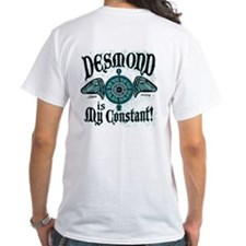 Desmond Constant 2 Sided Shirt