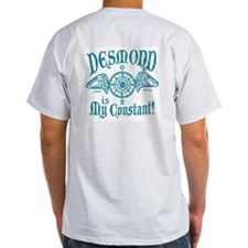 Desmond Constant 2 Sided T-Shirt