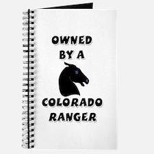 Colorado Ranger Journal