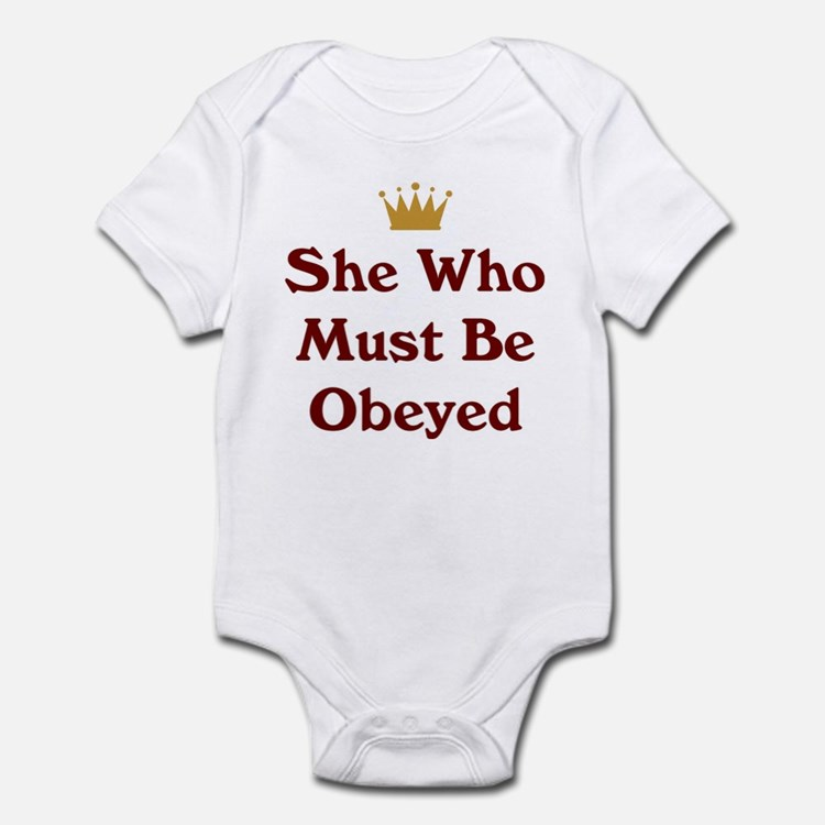 She Who Must Be Obeyed Gifts & Merchandise | She Who Must ...
