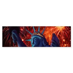 America's Lady Liberty Bumper Sticker
