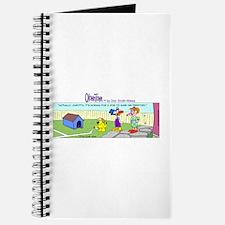Unique Spay Journal