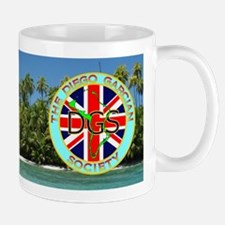 DGS Mug - the palmed beach!