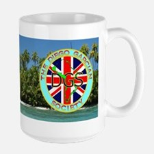 DGS Mug- the palmed beach