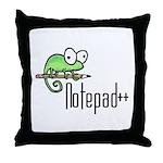 Npp new logo Throw Pillow