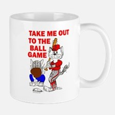 Take me out to the ball game Mug