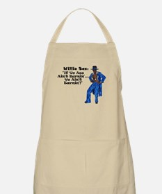Pimp Willie Sez Apron