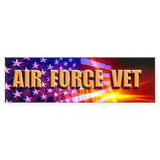 Air Force Vet Bumper Sticker