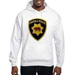Portola Police Hoodie