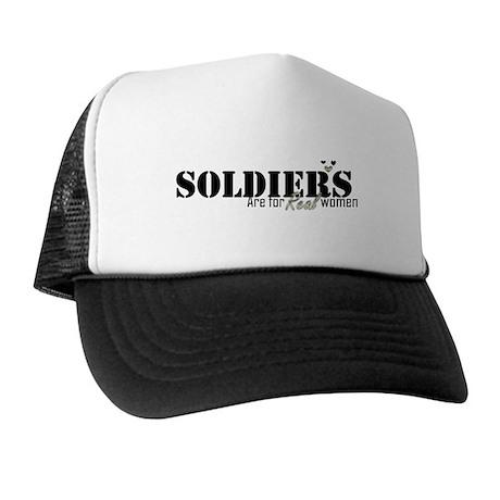 real women Trucker Hat
