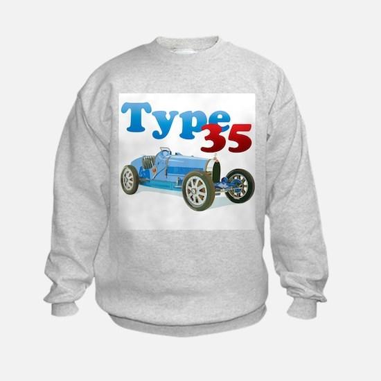 Unique Bugatti Sweatshirt