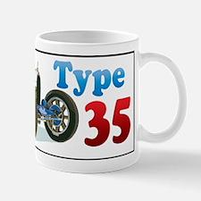 Bugatti35-bev Mugs
