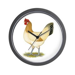 Penedesenca Hen Wall Clock