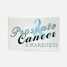 Prostate Cancer Awareness Rectangle Magnet