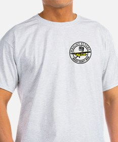 Wright Flyers R/C Club Ash Grey T-Shirt