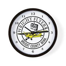 Wright Flyers R/C Club Wall Clock