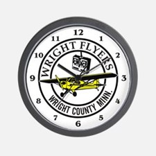 Wright Flyers R/C Club Wall Clock