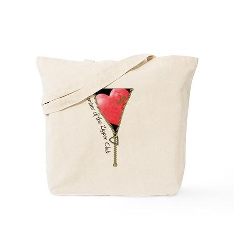 Zipper Design 2 Tote Bag