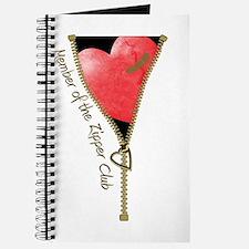 Zipper Design 2 Journal