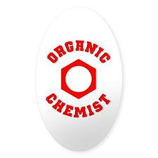 Organic Chemist Decal