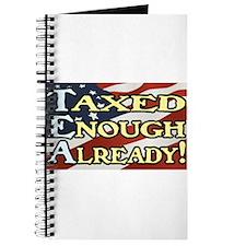 Taxed Enough Already! Journal