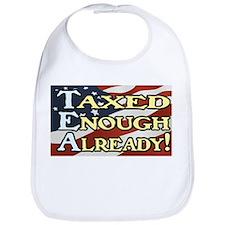 Taxed Enough Already! Bib