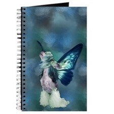 Blue Wings Chinese Crested Journal