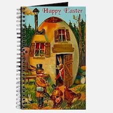 Easter Bunny's Egg House Journal