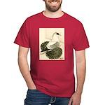 Swallow Pigeon Black T-Shirt