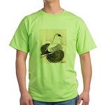 Swallow Pigeon Green T-Shirt