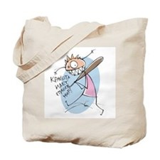 Beauty gonna save the world (russian) Tote Bag