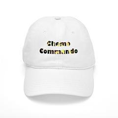 Chemo Commando Baseball Cap