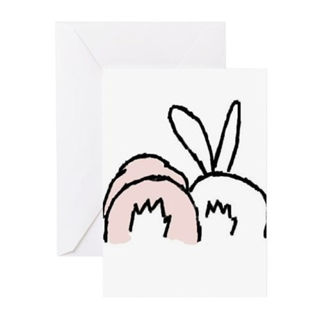 !!bunnybt3 Greeting Cards