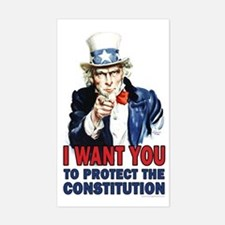 to Protect the Constitution Decal