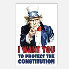 to Protect the Constitution Postcards (Package of