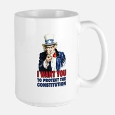 to Protect the Constitution Mug