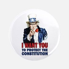 "to Protect the Constitution 3.5"" Button"